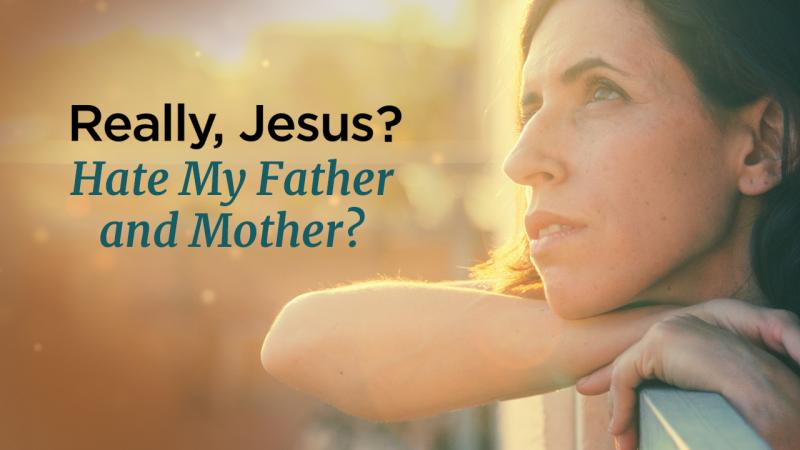 who is the father and mother of jesus